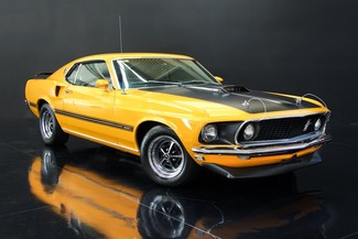1969 Ford MUSTANG MACH 1 | Milpitas, California | NBS Auto Showroom-[ 2 ]
