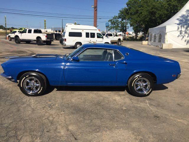 1969 Ford Mustang Sports Roof Fastback