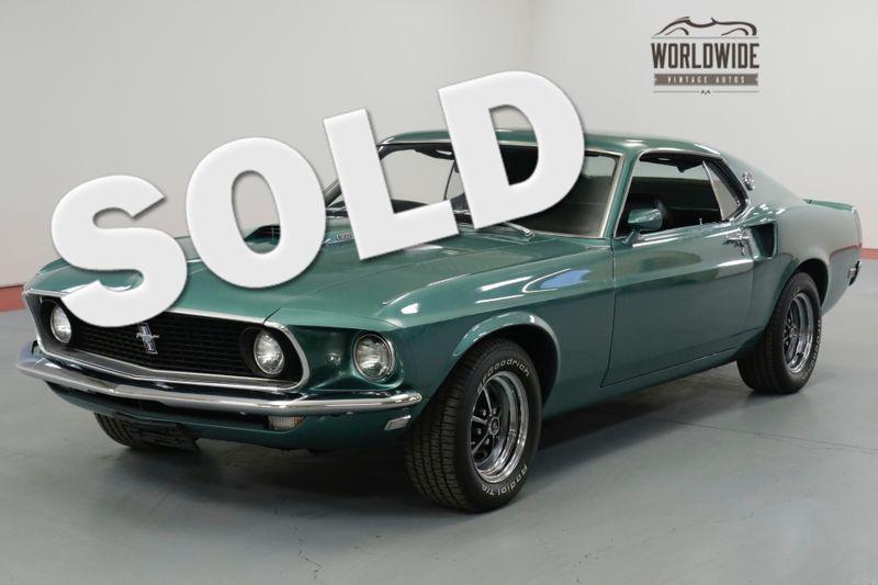 1969 Ford MUSTANG RESTORED. 302 V8 MANUAL. PS/PB   | Denver, CO | Worldwide Vintage Autos