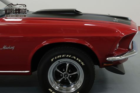 1969 Ford MUSTANG FACTORY REBUILD  | Denver, CO | Worldwide Vintage Autos in Denver, CO