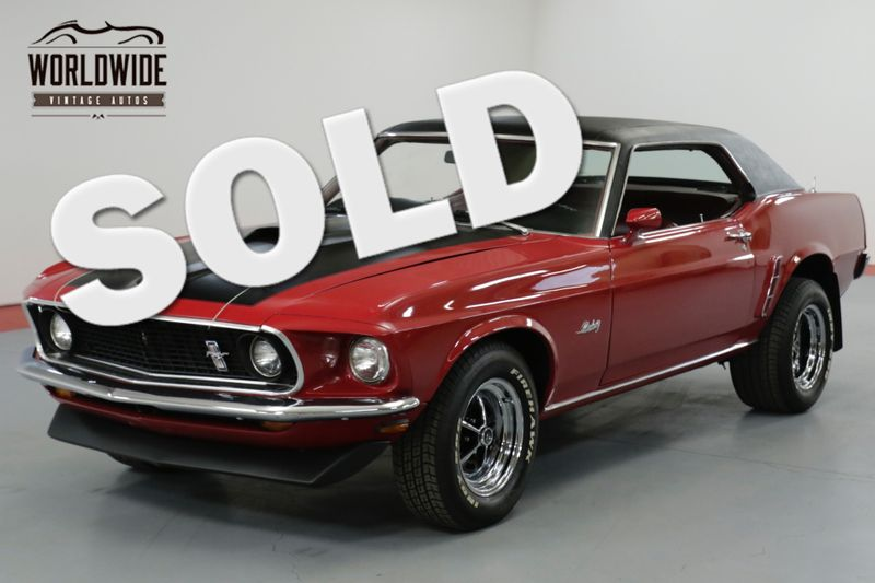 1969 Ford MUSTANG FACTORY REBUILD  | Denver, CO | Worldwide Vintage Autos