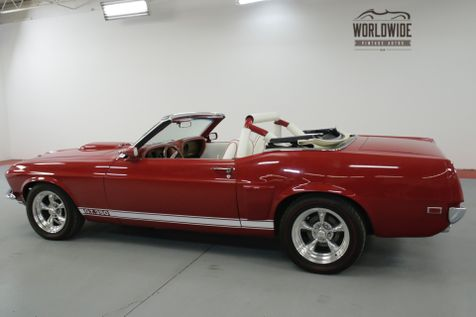 1969 Ford MUSTANG CONVERTIBLE COLLECTOR GRADE | Denver, CO | Worldwide Vintage Autos in Denver, CO