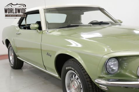 1969 Ford MUSTANG 428 V8 COBRAJET PB DISC | Denver, CO | Worldwide Vintage Autos in Denver, CO