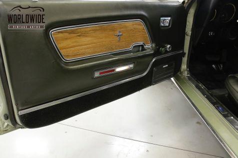 1969 Ford MUSTANG 428 V8 COBRAJET PB DISC | Denver, CO | Worldwide Vintage Autos in Denver, CO