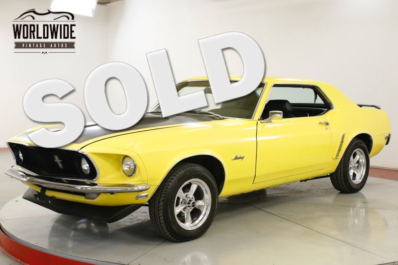 1969 Ford MUSTANG 302 V8 CLEAN DRIVER AUTO UPGRADED MUST SEE  | Denver, CO | Worldwide Vintage Autos