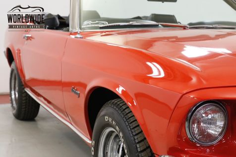 1969 Ford MUSTANG CONVERTIBLE 351 V8 3-SPEED MANUAL | Denver, CO | Worldwide Vintage Autos in Denver, CO