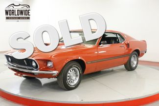 1969 Ford MUSTANG FASTBACK MACH 1 FASTBACK 351 V8 BUCKETS. NEW PAINT | Denver, CO | Worldwide Vintage Autos in Denver CO