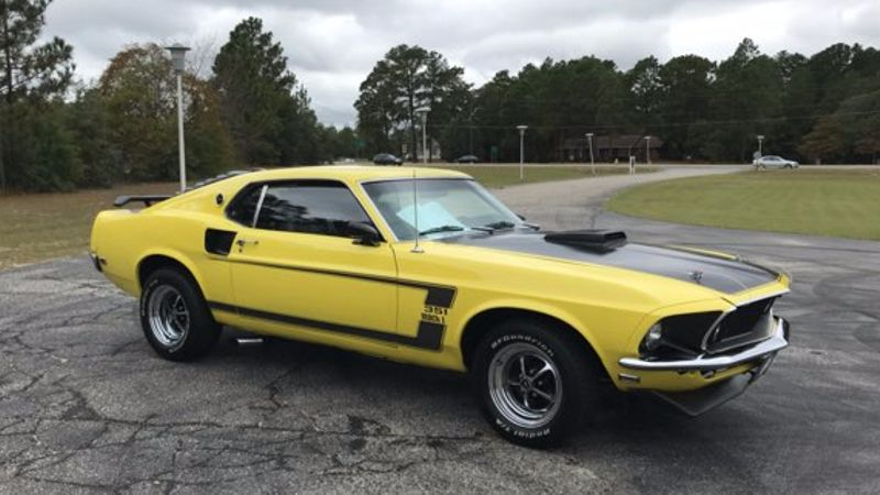 1969 Ford MUSTANG MACH 1   in Hope Mills, NC