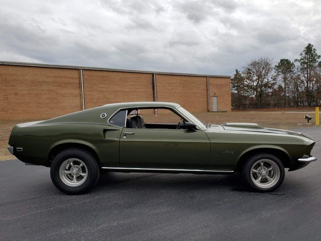 1969 Ford Mustang Fastback in Hope Mills, NC 28348
