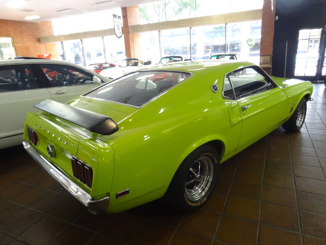 1969 Ford Mustang LE 600 San Diego, California 2