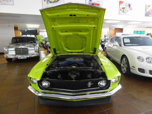 1969 Ford Mustang LE 600 San Diego, California 33