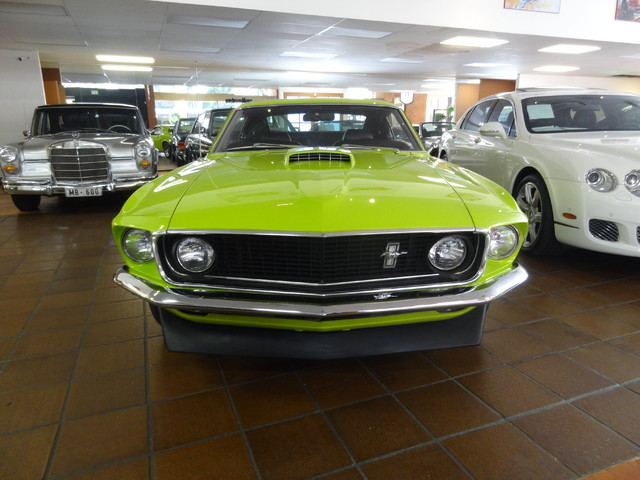 1969 Ford Mustang LE 600 San Diego, California 3