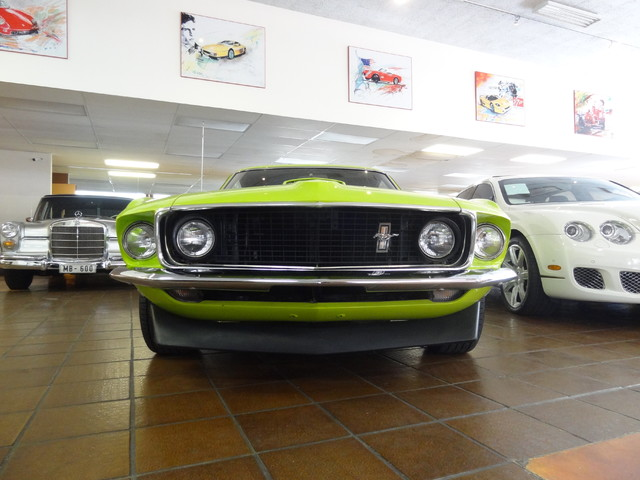 1969 Ford Mustang LE 600 San Diego, California 40