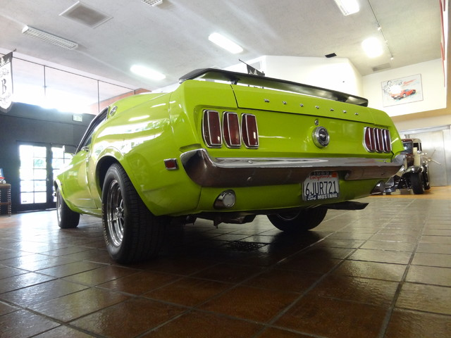 1969 Ford Mustang LE 600 San Diego, California 47