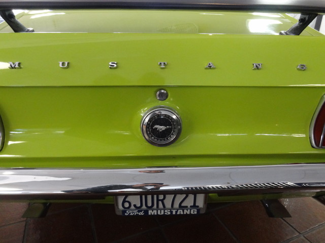1969 Ford Mustang LE 600 San Diego, California 8