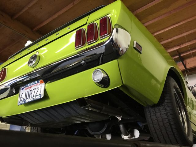 1969 Ford Mustang LE 600 San Diego, California 68