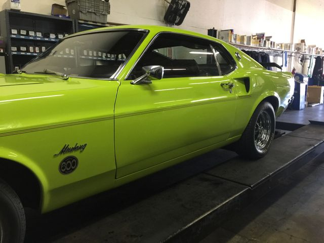 1969 Ford Mustang LE 600 San Diego, California 70