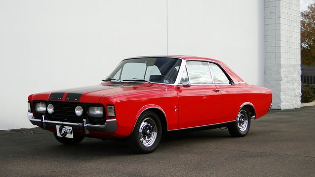 1969 Ford TAUNUS 2.3 20M RS in Phoenix, Arizona 85027