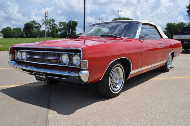 1969 Ford Torino GT in Bettendorf, Iowa 52722