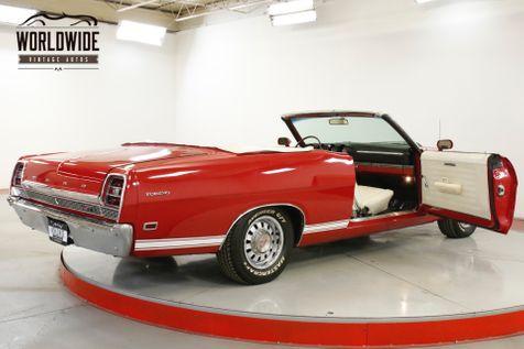 1969 Ford TORINO GT CONVERTIBLE RESTORED SHOW WINNER 351 V8    Denver, CO   Worldwide Vintage Autos in Denver, CO