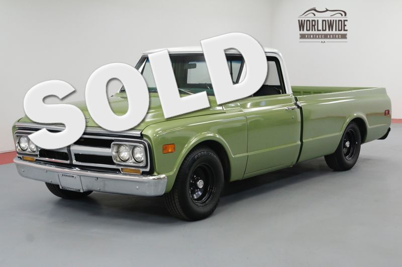 1969 GMC PICKUP V8 AUTOMATIC | Denver, CO | Worldwide Vintage Autos