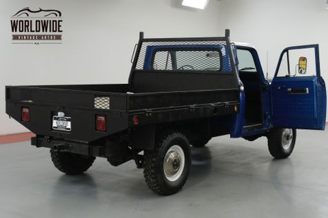 1969 International TRUCK  HARVESTER TRUCK 1200D. FRAME OFF RESTORED!  | Denver, CO | Worldwide Vintage Autos in Denver, CO