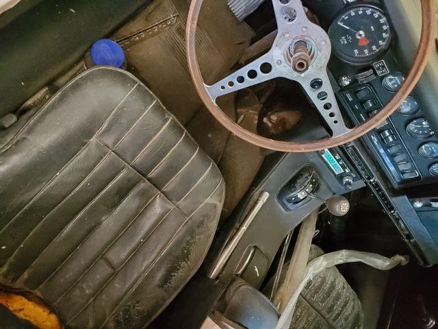 1969 Jaguar xke e type 2+2 Memphis, Tennessee 12