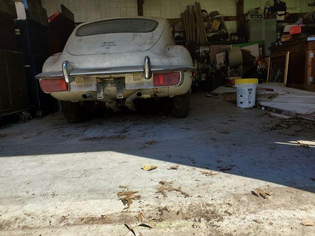1969 Jaguar xke e type 2+2 Memphis, Tennessee 14