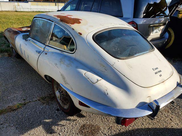 1969 Jaguar xke e type 2+2 Memphis, Tennessee 3