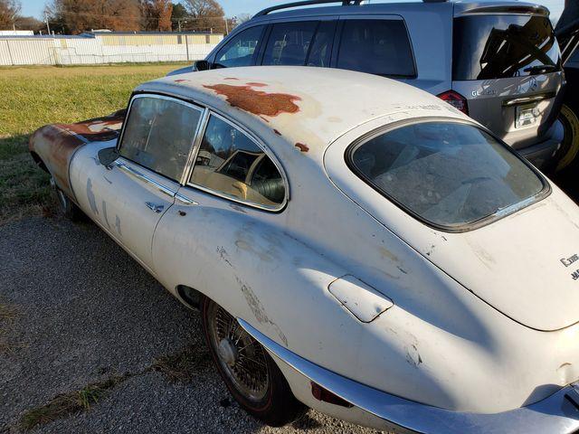 1969 Jaguar xke e type 2+2 Memphis, Tennessee 18