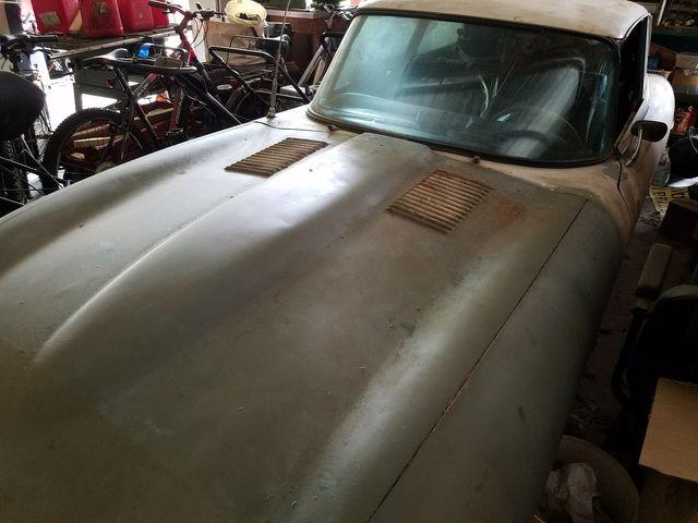 1969 Jaguar xke e type 2+2 Memphis, Tennessee 1