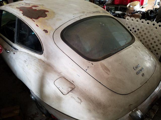 1969 Jaguar xke e type 2+2 Memphis, Tennessee 6