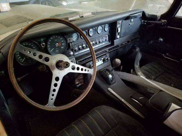 1969 Jaguar xke e type 2+2 Memphis, Tennessee 7