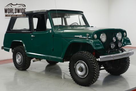 1969 Jeep COMMANDO JEEPSTER 4x4 CONVERTIBLE LIFT MUST SEE | Denver, CO | Worldwide Vintage Autos in Denver, CO