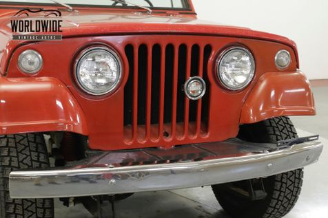 1969 Jeep COMMANDO  JEEPSTER ULTRA RARE 8702! 1 OF 280 4x4 | Denver, CO | Worldwide Vintage Autos in Denver, CO