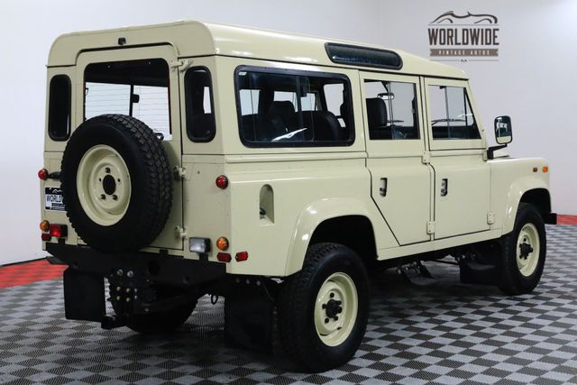 1984 Land Rover Defender COMPLETELY RESTORED 3.5 LTR V8 DEFENDER: CALL 1-877-422-2940! FINANCING! WORLD WIDE SHIPPING. CONSIGNMENT. TRADES. FORD