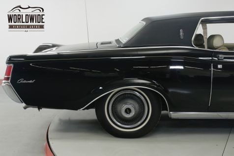 1969 Lincoln CONTINENTAL COUPE CA CAR TIME CAPSULE RARE 460 V8 AC | Denver, CO | Worldwide Vintage Autos in Denver, CO