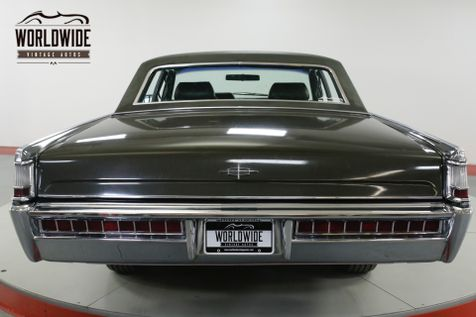 1969 Lincoln CONTINENTAL  SUICIDE DOORS V8 POWER EVERYTHING MUST SEE | Denver, CO | Worldwide Vintage Autos in Denver, CO