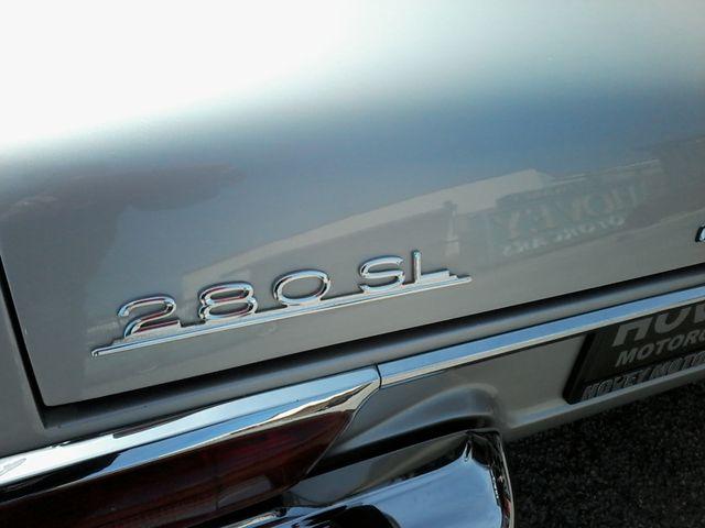 1969 Mercedes-Benz 280SL Roadster Boerne, Texas 15