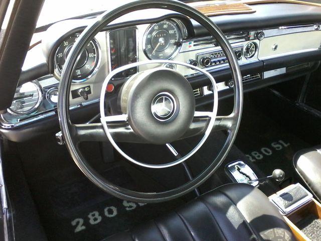 1969 Mercedes-Benz 280SL Roadster Boerne, Texas 29