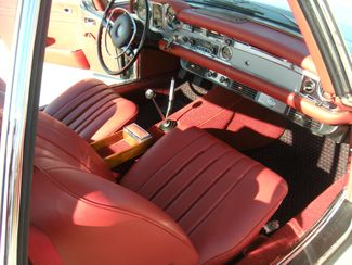 1969 Mercedes Benz 280SL PAGODA CONVERTIBLE Chesterfield, Missouri 13