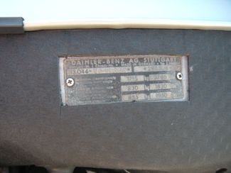 1969 Mercedes Benz 280SL PAGODA CONVERTIBLE Chesterfield, Missouri 17