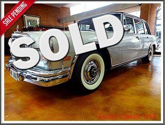 1969 Mercedes-Benz 600 SWB La Jolla, California