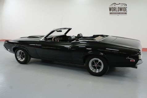 1969 Mercury COUGAR TRIPLE BLACK HIDE AWAY HEADLIGHTS AC V8 | Denver, CO | Worldwide Vintage Autos in Denver, CO