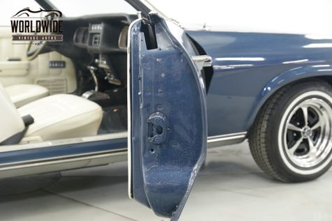 1969 Mercury COUGAR  XR7 CONVERTIBLE RESTORED 351 V8 AUTO AC  | Denver, CO | Worldwide Vintage Autos in Denver, CO