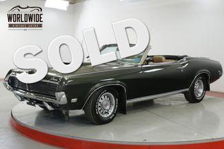 1969 Mercury COUGAR  XR7 CONVERTIBLE XLT 351 V8 WINDSOR PS PB | Denver, CO | Worldwide Vintage Autos in Denver CO