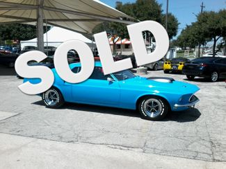 1969 Ford  Mustang Mach 1 Resto -mod Boerne, Texas
