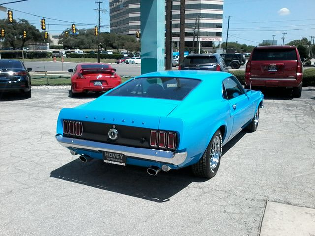 1969 Ford  Mustang Mach 1 Resto -mod Boerne, Texas 2
