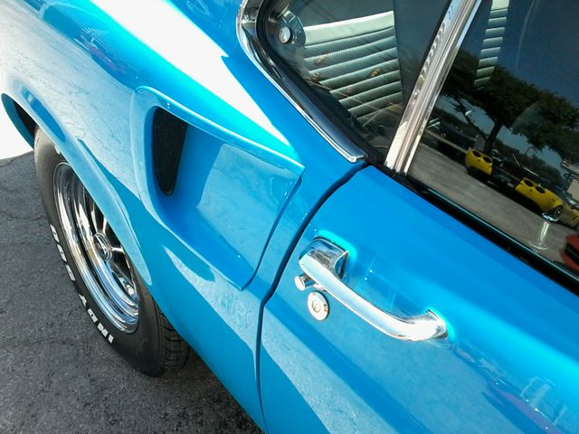 1969 Ford  Mustang Mach 1 Resto -mod Boerne, Texas 35
