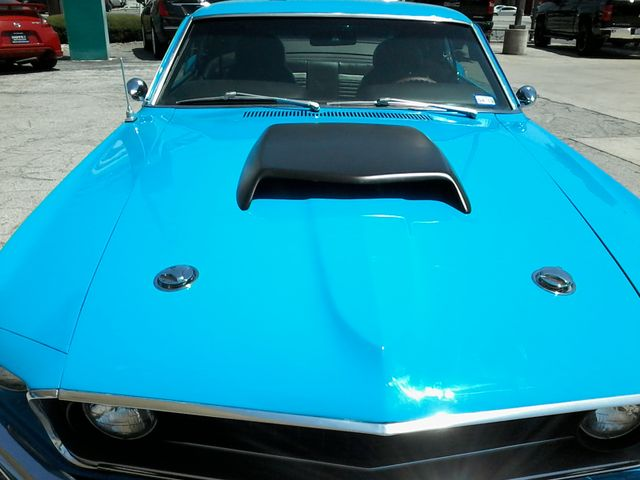 1969 Ford  Mustang Mach 1 Resto -mod Boerne, Texas 43
